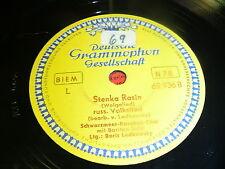 8/2L Schwarzmeer Kosaken Chor - Eintönig klingt hell das Glöcklein - Stenka Rasi
