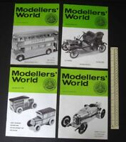 1978/79 Vintage MikanSue Modellers' World Collectors Magazine Complete Vol 8