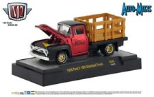 M2 Machines 1:64 Auto Meets Release 50 1956 Ford F-100 Stakebed Truck