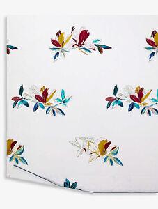 Yves Delorme Fougue Flat Sheet Size Super King Size 270 X 295cm