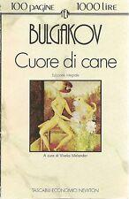 CUORE DI CANE - MICHAIL BULGAKOV