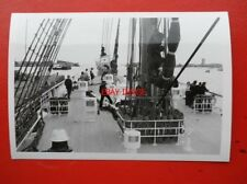 PHOTO  ARA LIBERTAD (Q-2) (V3) SAIL TRAINING SHIP PORTSMOUTH 6/9/75