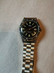 Karex- Mechanische Herren Armbanduhr - Vintage  - Werk läuft  69-70er
