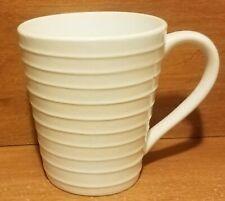 """Sonoma Life + Style HORIZON Mug, 3 3/4"""" / 10 oz, White"""