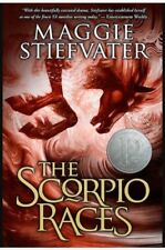 The Scorpio Races by Maggie Stiefvater SIGNED COPY (Brand New Paperback)