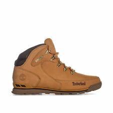 Mens Timberland Mens Euro Rock Hiker Boot in Wheat - UK 10