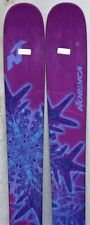 17-18 Nordica Santa Ana 93 Used Women's Demo Skis w/Bindings Size 177cm #632757