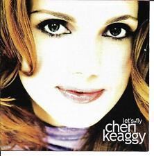 Let's Fly by Cheri Keaggy (CD, Jul-2001, Word Distribution) CCM Christian pop