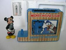 Mickey Mouse portable cassette tape recorder / player NOS New Concept 2000