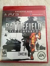 Battlefield: Bad Company 2 - Greatest Hits Sony PlayStation 3, 2011 USED SEALED