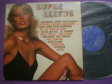 SPAIN SEXY COVER LP '79 SEMI NUDE CHEESECAKE DISCO BOOGIE Peter Morsan Electrics
