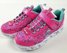 Girls' S Sport by Skechers Kayleigh Light-Up Athletic Shoes Pink - CHOOSE SIZE