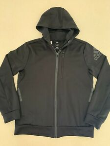 Adidas Kids Hoodie Zip Front Jumper - Youth Size 10
