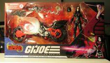 GI Joe Classified Cobra Island BARONESS #13 COIL Target Exclusive Black Toy NISB