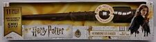 Harry Potter Hermione Granger Wizard Training Wand 11 Spells New In Box