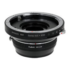 Fotodiox Pro Combo Lens Adapter Contax 645 (C645) Lens to Micro Four Thirds