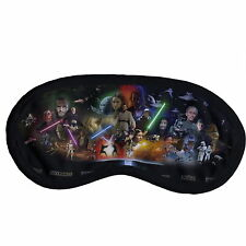 Star Wars Eye Mask Travel Sleeping Blindfold Cover Shade y44 w0068