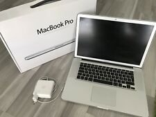 "Apple MacBook Pro 15,4"" 2,2 GHz i7 8GB RAM 500GB HDD - TEILDEFEKT"