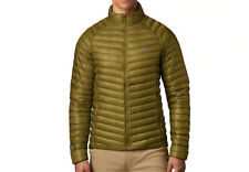 Mountain Hardwear Ghost Whisperer 2 Down Jacket Large Mens Dark Green $300