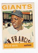1964 Topps Willie Mays #150 Baseball Card