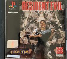 PS1 Resident Evil OVP Sony Playstation 1 BESTSELLER USK 18