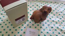 Meraviglioso  cane del Giubileo  per il presepe della thun. Natural