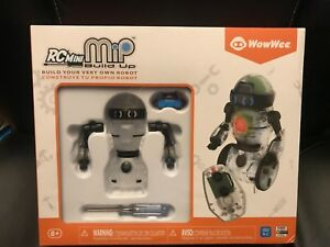 New WowWee Mip Robot RC Mini Build-Up Toy