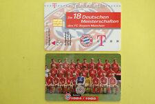 M10/2003 Auflage 2000 Stück Fussball FC Bayern Deutsche Meisterschaft 1984/1985