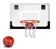 "*NEW* HALEX 50355 18"" Mini Basketball Backboard - Hoop with 5"" inch Ball & Pump"