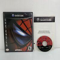Spiderman (Nintendo GameCube, 2002) Used Tested Works Guaranteed! DA92984