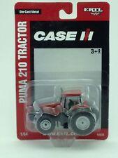 1/64 ERTL CASE IH PUMA 210 4WD TRACTOR W/ REAR DUALS