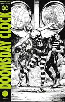 Doomsday Clock Comic Issue 6 Limited Final Print Variant Modern Age 2019 Johns
