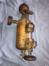 Detroit Lubricator Hit Miss Gas Steam Engine Oiler