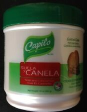 Capilo Sole and Cinnamon Conditioner Cream 16 oz