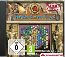 HEROES OF HELLAS - Abenteuer in der Antike! (PC) - NEU & SOFORT