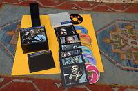 7CD (No LP) John Coltrane Heavyweight Champion 1° St 1995 Box + Booklet Jazz EX