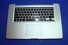 "MacBook Pro 15"" A1286 MB471LL/A 2008 Top Case w/Trackpad Keyboard 661-4948 ER*"