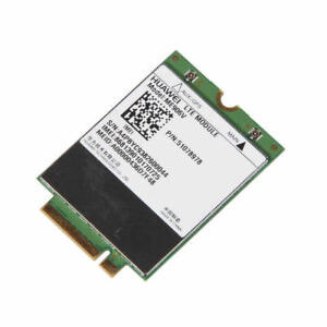 Unlocked HUAWEI ME906V NGFF M2M LTE/HSPA+ FDD 4G WWAN Card For Dell ASUS ACER
