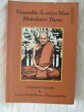 Venerable Acariya Mun Bhuridatta Thera 2010 Pb Thai Buddhism