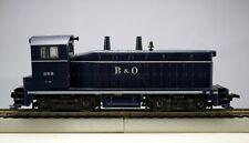 ATHEARN HO locomotive diésel USA - ALCO SW-1500 #368 Baltimore & Ohio