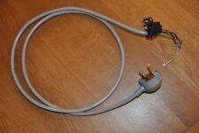Whirlpool AWM029 GB Washing Machine Mains lead with moulded plug, AM 029