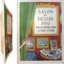 Salon du Dessin 2002 Lancret Gruze Helleu Tiepolo Manguin Signac Khnopf Kupka