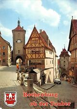 BT11256 Rothenburg ob der tauber ploentein         Germany