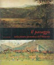 Il paesaggio nella pittura piemontese dell'Ottocento Griseri Andreina Fabbri
