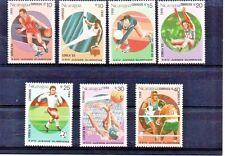 Nicaragua.  1988.  Olympic set.   SG2947-SG2953     MNH