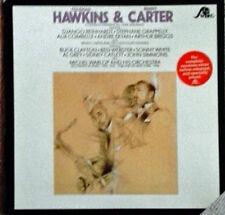 COLEMAN HAWKINS & BENNY CARTER - DISQUES SWING LBL - 1985 LP - GATEFOLD CVR