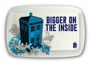 """Doctor Who TARDIS """"Bigger on the Inside"""" Serving Tray"""