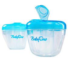 BABY MILK POWDER BABYONO DISPENSER 1022 Portable Travel Container Storage Feed
