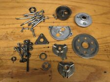 MISC. NUTS BOLTS WASHER PARTS LOT ATC 185 HONDA 3 WHEELER ENGINE PARTS.
