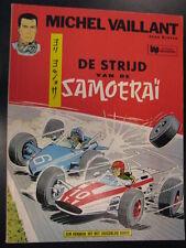 Michel Vaillant, De Strijd van de Samoerai, door Jean Graton Album #10 2e hands